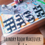 Laundry Room Makeover: Part 2