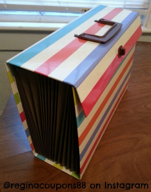 Couponing for Beginners Series: Binder vs. Insert Organization | Cook. Craft. Love.