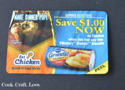 Couponing for Beginners Series: What is a Coupon and Where Can I Find It? | Cook. Craft. Love.