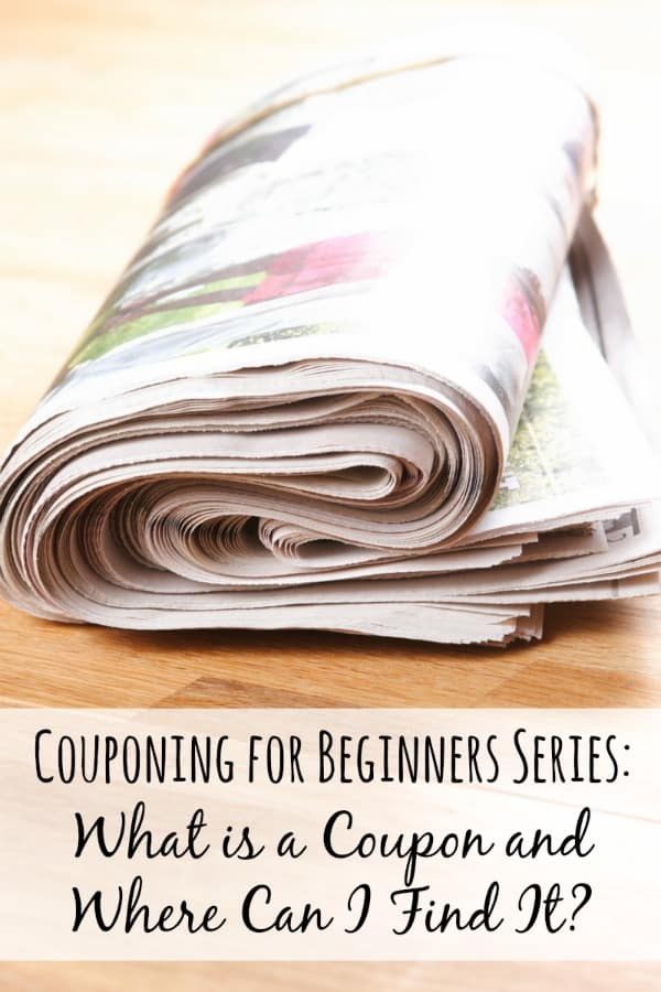 Couponing for beginners is hard if you don't know where to find your coupons!  There are so many different places to find coupons that you definitely need some insider coupon info!  Check out this great resource on where you can find the best coupons!