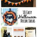 10 Easy Halloween Decor Ideas