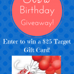 It's a Birthday Giveaway!