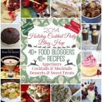 Holiday Cocktail Party Blog Hop