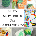 20 Fun St. Patrick's Day Crafts for Kids