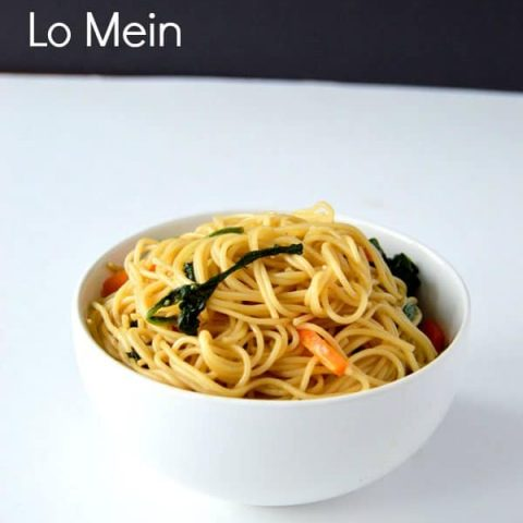 If you're tired of all the dirty dishes and are dying for a one pot meal the whole family will love then try this simple one pot lo mein and you'll never need take out again!