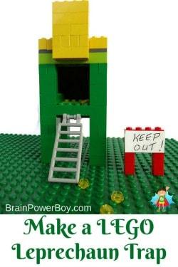 LEGO-Designs-Leprechaun-Trap