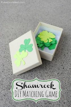 Shamrock-DIY-Matching-Game-for-Kids-at-thebensonstreet.com_