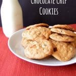 You've not lived until you've tried these chocolate chip cookies from scratch with...BACON! That's right your favorite chocolate chip cookies have teamed up with bacon to bring you your new favorite chocolate chip cookie recipe!