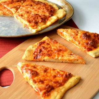 Perfect Crispy Pizza Crust