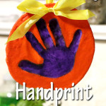 Mother's Day Handprint Keepsake