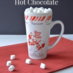 The Best 3 Ingredient Hot Chocolate
