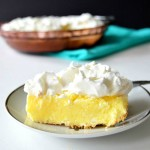 Lemonade Freezer Pie