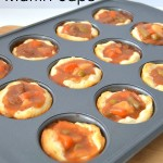 Beef Pot Pie Muffin Cups