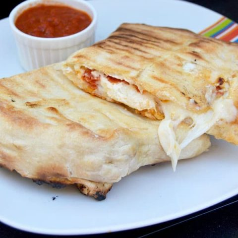 Calzones are a fun twist on pizza and can be made in a variety of flavors. Try these easy calzones on the grill!