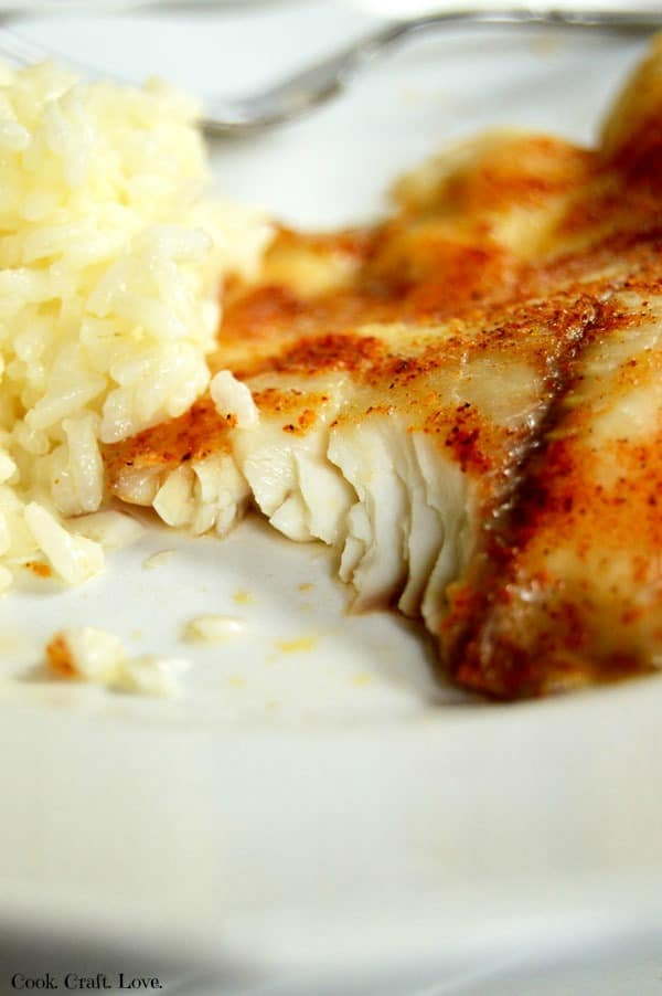 Baked Tilapia Is A Healthy And Inexpensive Way To Enjoy Your Favorite Fish At Home