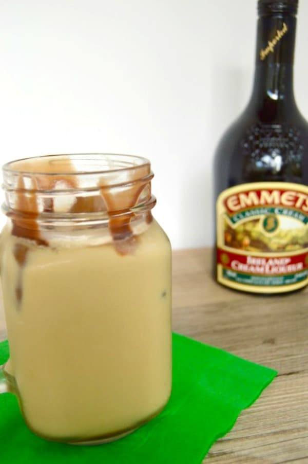 Iced coffee is a great way to cool of and still get your caffeine fix!