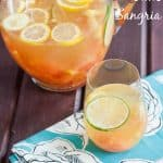 Sunshine State Sangria {Guest Post}
