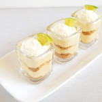 Key Lime Pie Dessert Shooters