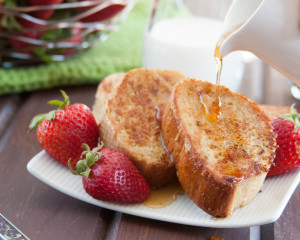 French-Toast-with-Honey-and-Vanilla-recipe