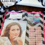 Luci Bag's are a great way to advertise your business but are also pricey! Here is my super simple DIY Luci Bag knock off tutorial!