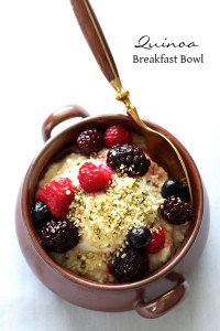 Quinoa-Breakfast-Bowl