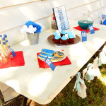 A Tale of Two Nerds: Dr. Who Themed Bridal Shower