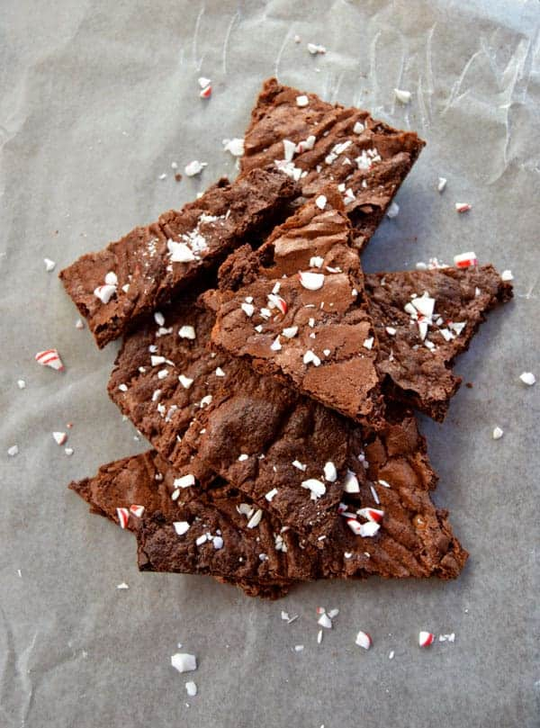 Brownie bark is amazingly crispy and sweet and you'll never guess how easy it is, too!