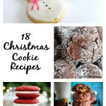 18 Christmas Cookie Recipes