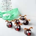 OREO cookie balls are fun to decorate for any season! Especially when you stick them in a super fun DIY gift box, too!