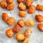 Homemade tater tots are a great way to use up leftover mashed potatoes!