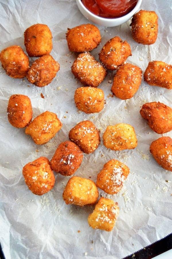 Tater Cakes Recipe