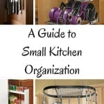 A Guide to Small Kitchen Organization