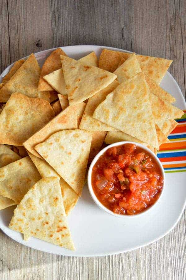 Tortilla Chips From Sratch Cook Craft Love
