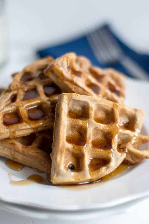 Cinnamon Sugar Waffles Recipe — Dishmaps