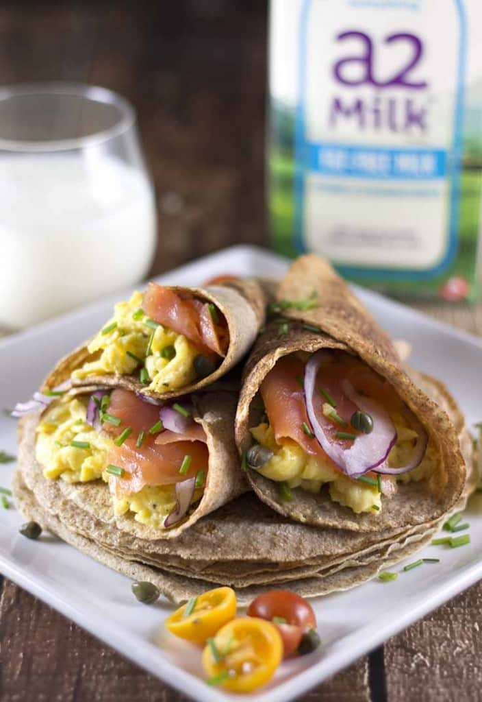 Breakfast-Crepes-Smoked-Salmon
