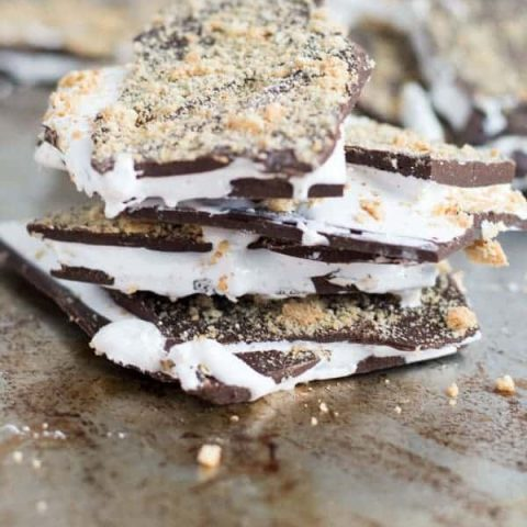 S'mores Bark