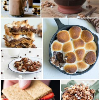In honor of National S'mores Day I'm bringing you 18 of the most delicious and simple s'mores recipes perfect for any time of year!
