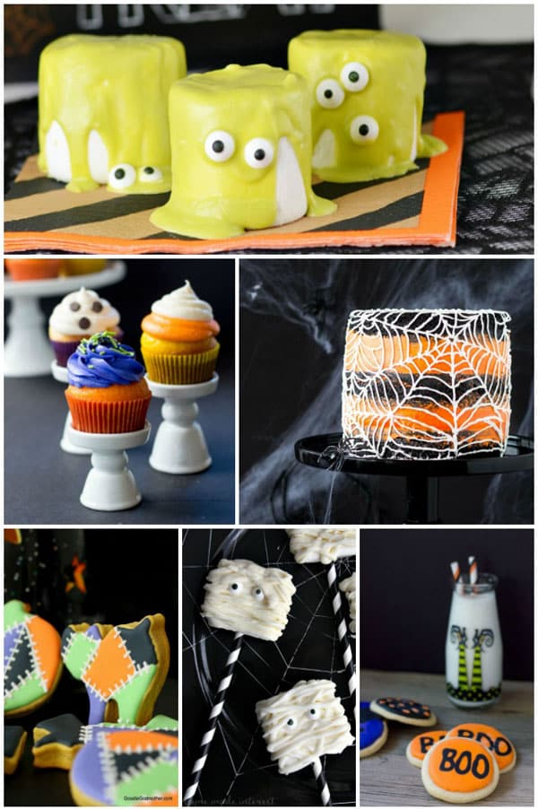 I've rounded up 15 delightfully spooky Halloween desserts perfect for your Halloween festivities!