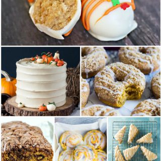 Nothing says fall like pumpkin! So I set out to round up some of the most delicious and decadent pumpkin desserts around!
