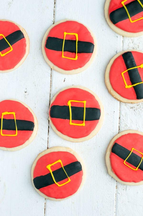 Santa Cookies | Cook. Craft. Love.