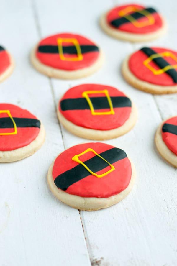 Santa Cookies Cook Craft Love