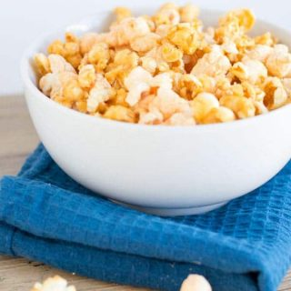 Sweet and Salty Chicago Style Popcorn