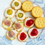 4 Last Minute RITZ Cracker Appetizers