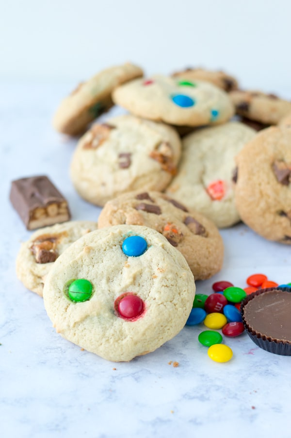 Knowing how to pack cookies for shipping is an incredibly important life skill and nothing makes it easier than this one bowl soft base cookie recipe!